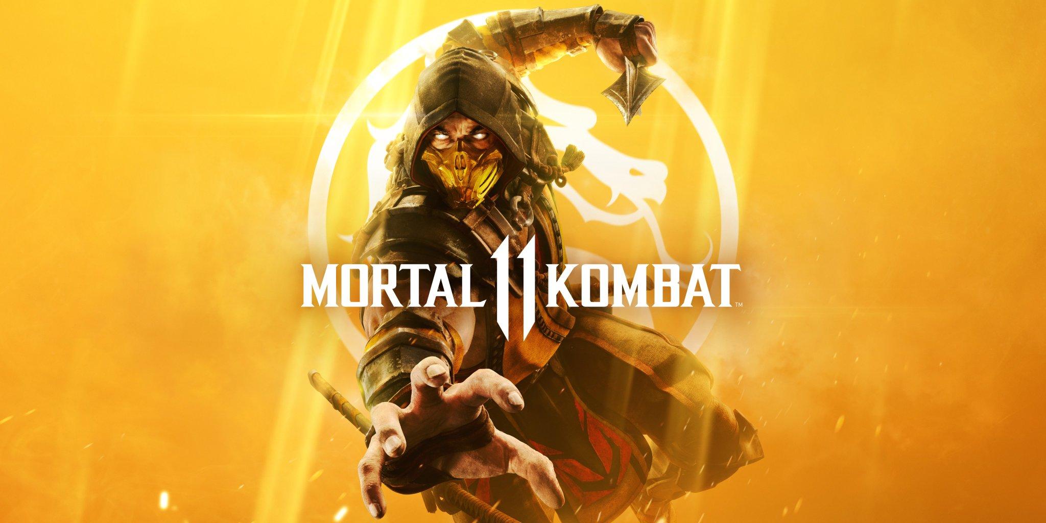 Mortal Kombat 11 está sendo desenvolvido em uma versão customizada da Unreal Engine 3
