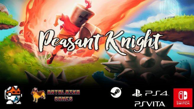 Peasant Knight chega ao Nintendo Switch  nesta semana
