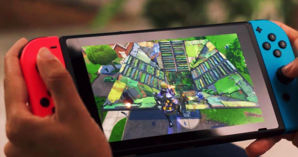 Fortnite para Nintendo Switch não suporta mais o cross-play com o Xbox One e PS4