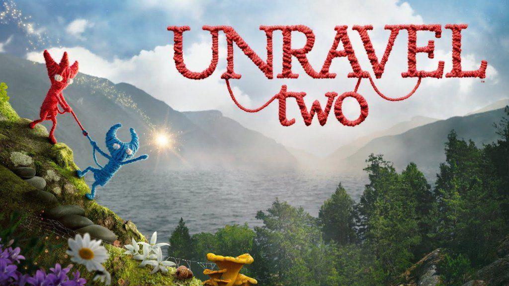 [Switch] EA confirma lançamento em mídia física de Unravel Two na América do Norte