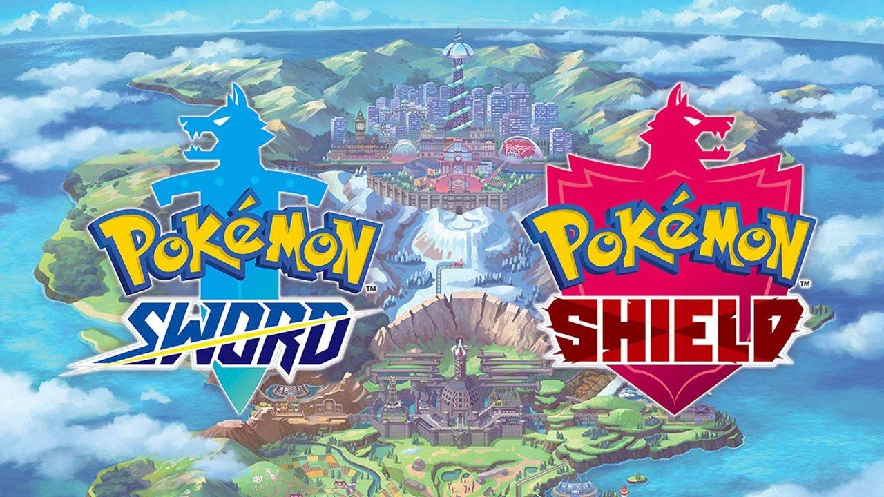 Pokémon Sword & Shield foram os jogos com o segundo maior número de pré-vendas na semana da E3