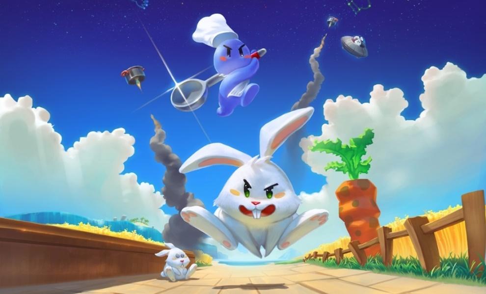 Sold Out anuncia o jogo de ação Radical Rabbit Stew para Nintendo Switch; Screenshots