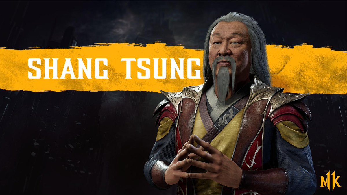 [Switch] Shang Tsung será o primeiro personagem de DLC em Mortal Kombat 11