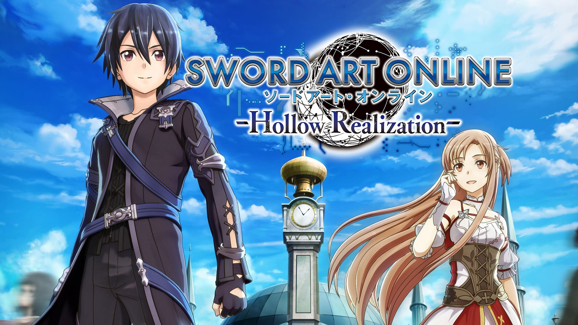 [Switch] Sword Art Online: Hollow Realization – Deluxe Edition chega em maio na Europa, versão física é confirmada