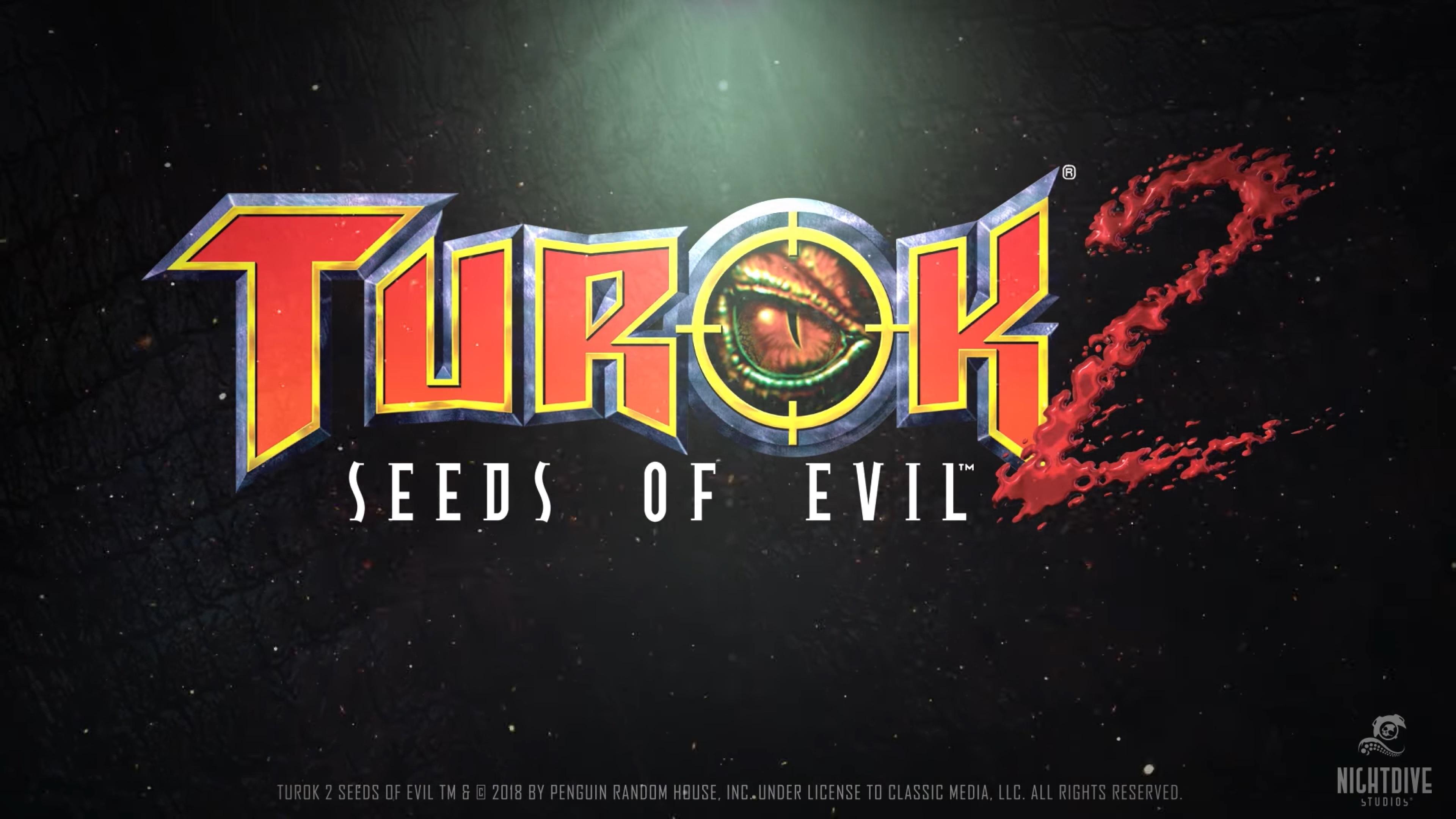 Nightdive Studios diz que Turok 2: Seeds of Evil deve chegar em breve no Nintendo Switch