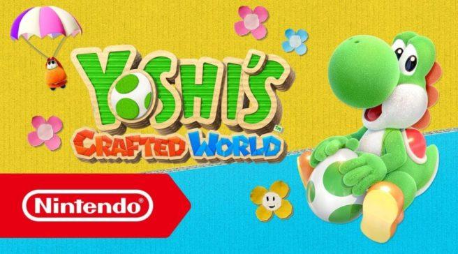 Desenvolvedores falam sobre Yoshi's Crafted World ser feito na Unreal Engine 4; Não há planos para amiibo