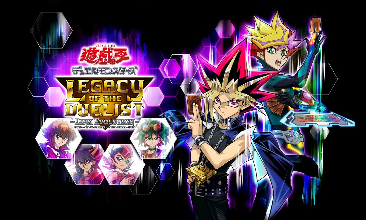 Yu-Gi-Oh!: Legacy of the Duelist – Link Evolution chegará no Ocidente como um exclusivo de Nintendo Switch