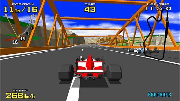 [Switch] SEGA Ages Virtua Racing ganha data de lançamento no Japão