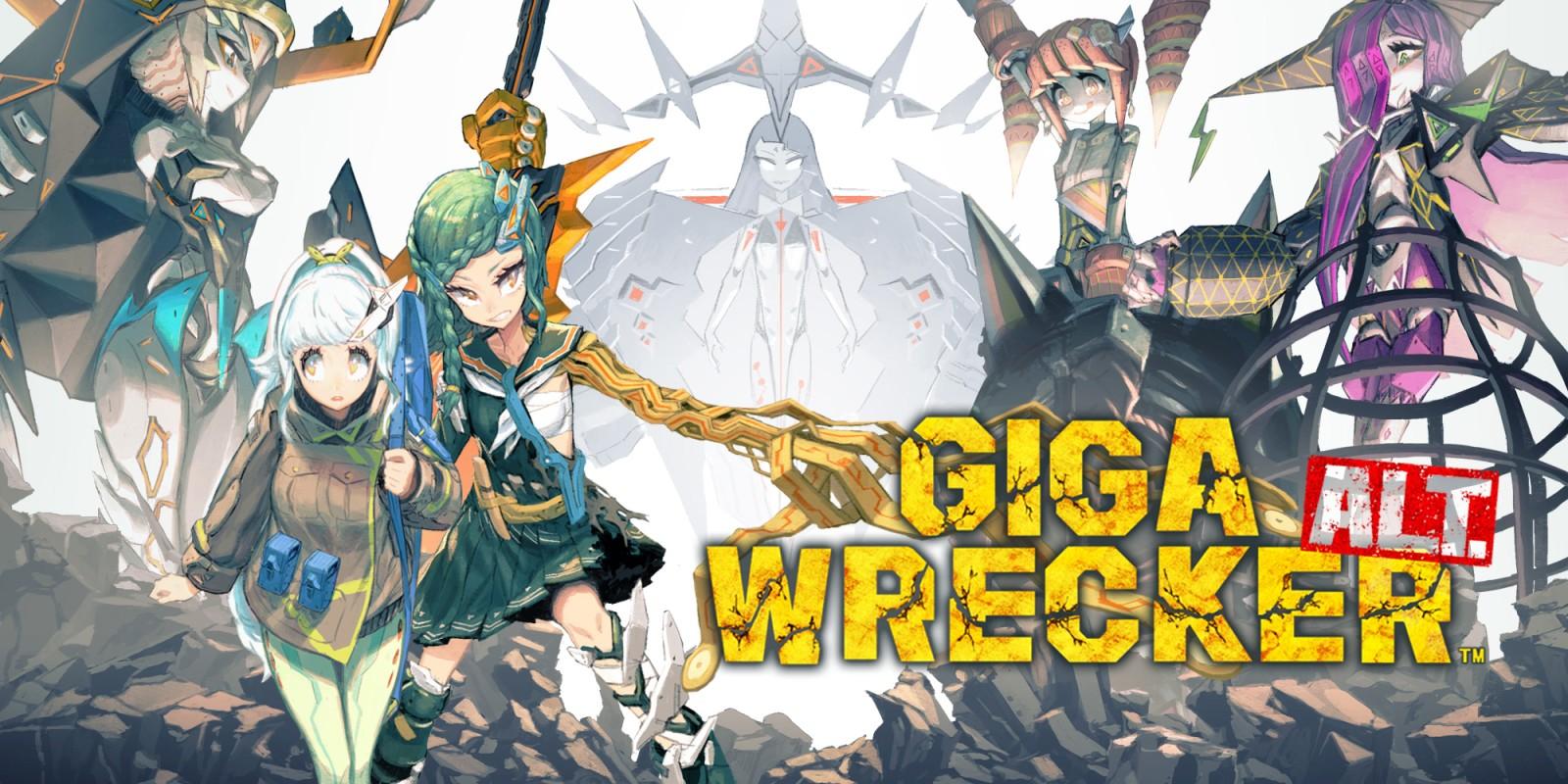 [Switch] Giga Wrecker Alt. sofre adiamento e agora chegará no final de 2019