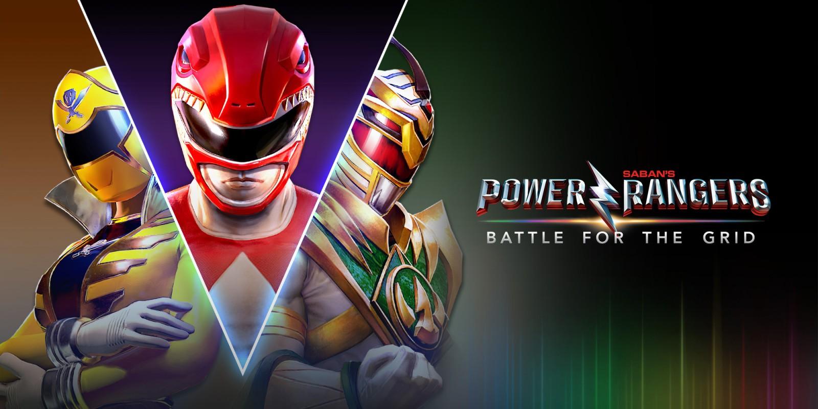 [Switch] Power Rangers: Battle for the Grid ganha nova atualização onde adiciona o Story Mode, novos personagens e mais