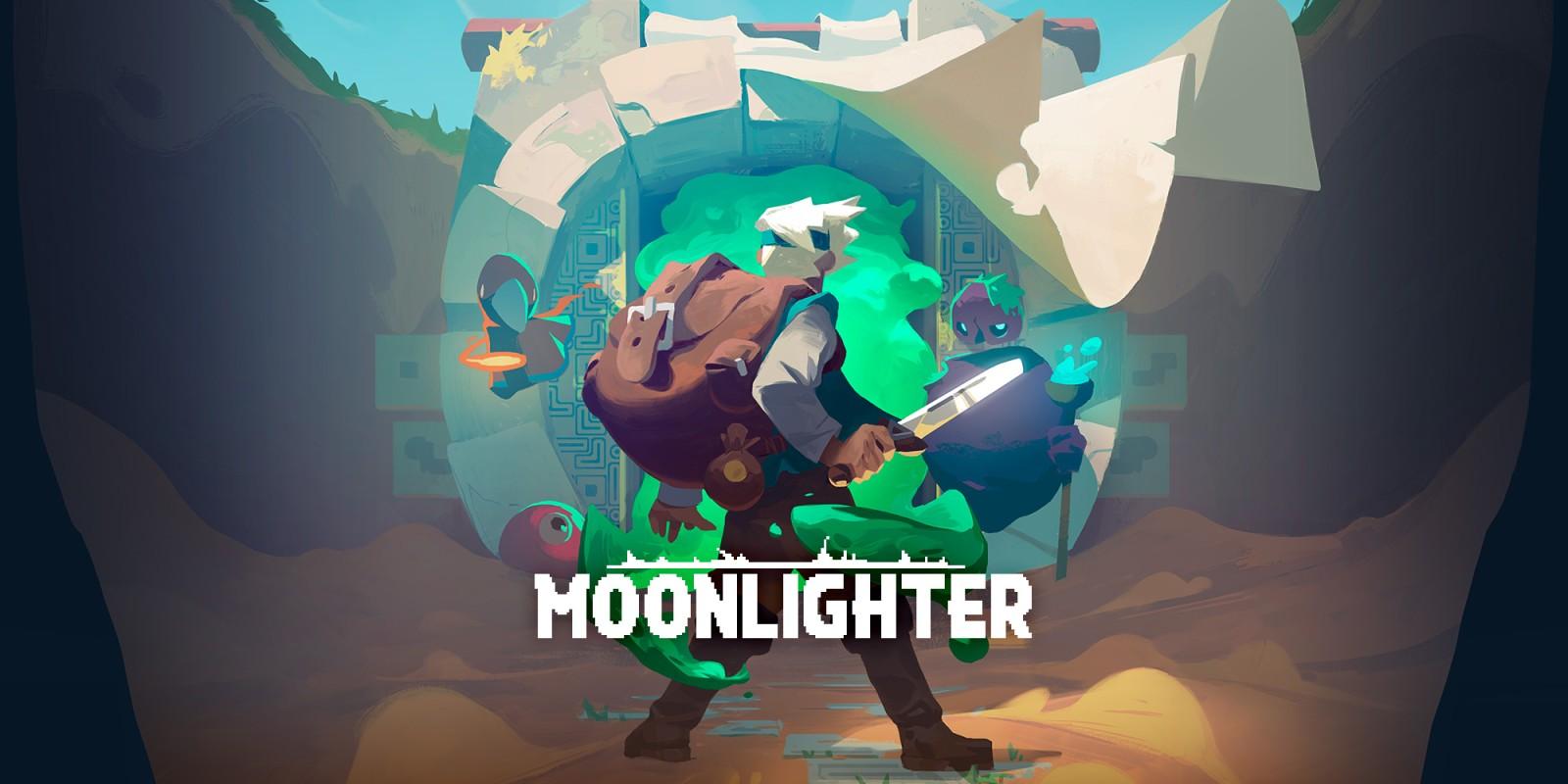 Moonlighter atinge a marca de 500 mil cópias vendidas entre todas as plataformas, 150 mil cópias foram no Switch; DLC Between Dimensions é anunciada