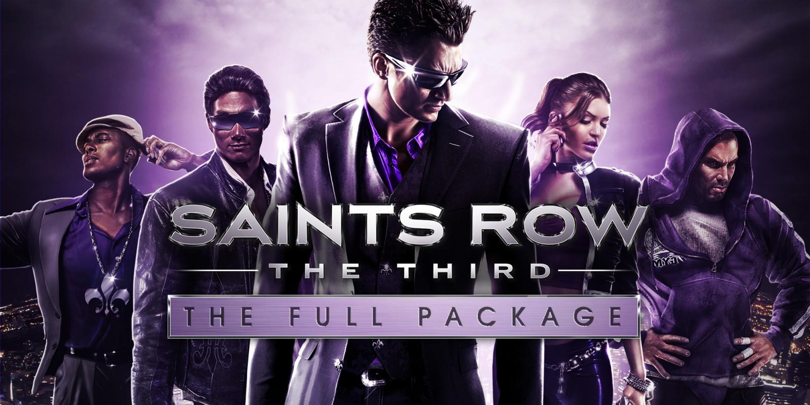 [Switch] Saints Row: The Third – The Full Package ganha primeiro trailer, jogo chega no início de maio