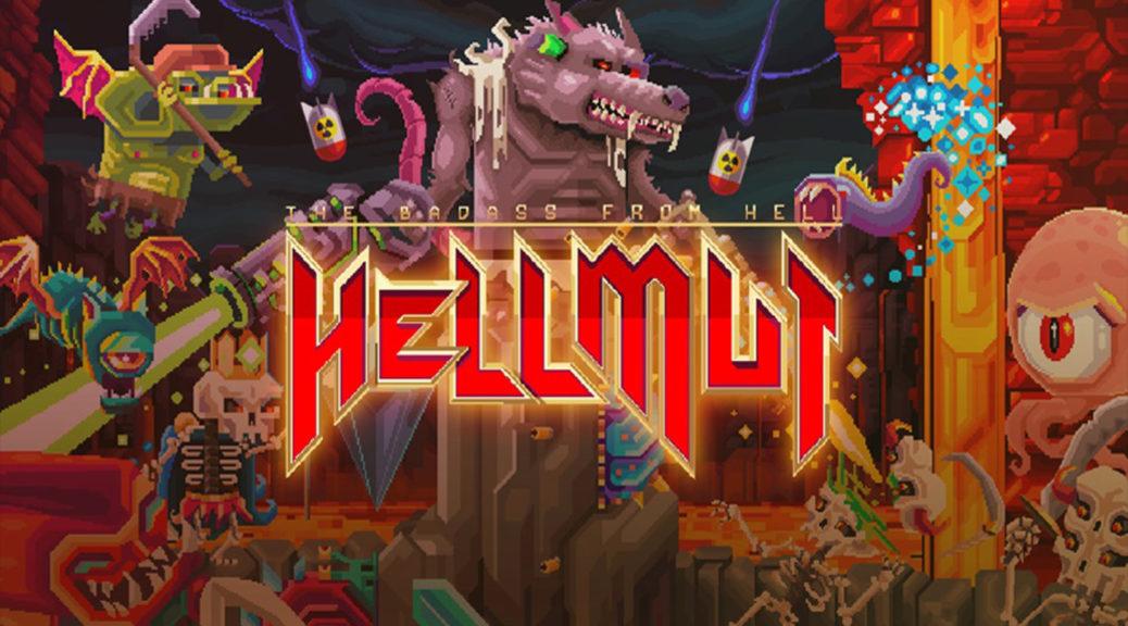 [Switch] Hellmut: The Badass from Hell ganha data de lançamento