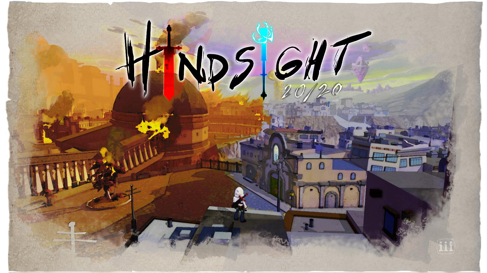 Hindsight 20/20 é anunciado para o Nintendo Switch; Screenshots e Trailer