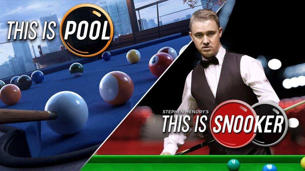 VooFoo Studios anuncia o jogo de sinuca This is Pool – Snooker Deluxe Edition para o Nintendo Switch