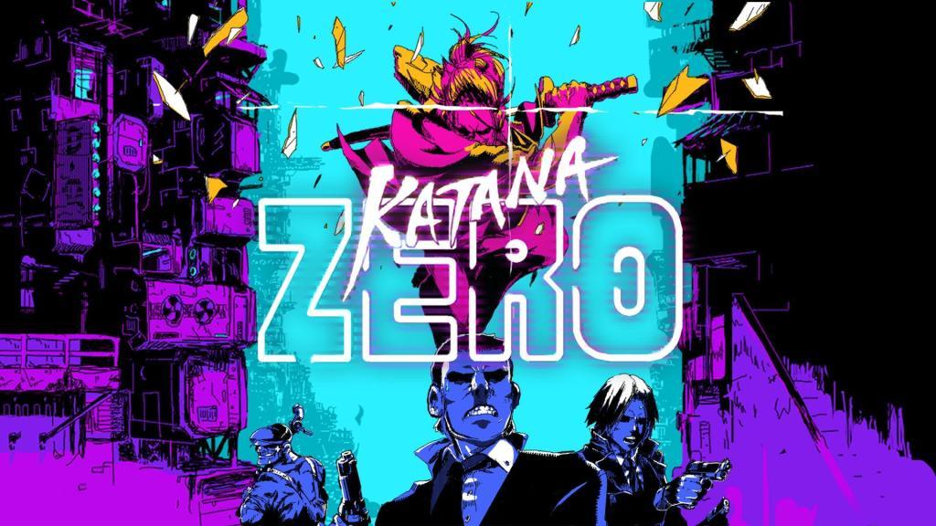 Katana ZERO é o jogo da Devolver Digital com melhores pré-vendas no Nintendo Switch