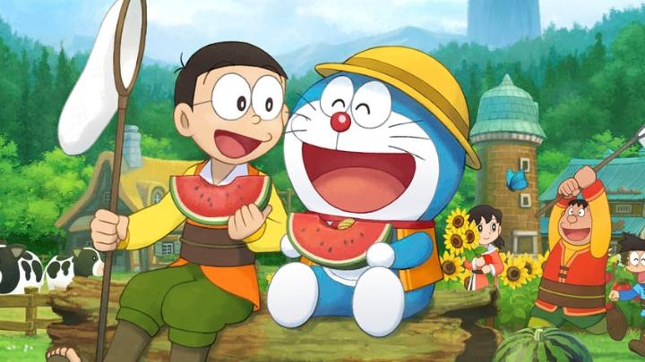 Bandai Namco confirma lançamento de Doraemon Story of Seasons nas Américas e Europa; Trailer