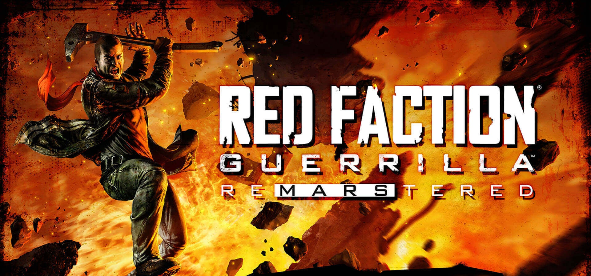 THQ Nordic anuncia Red Faction: Guerrilla Re-Mars-tered para o Nintendo Switch