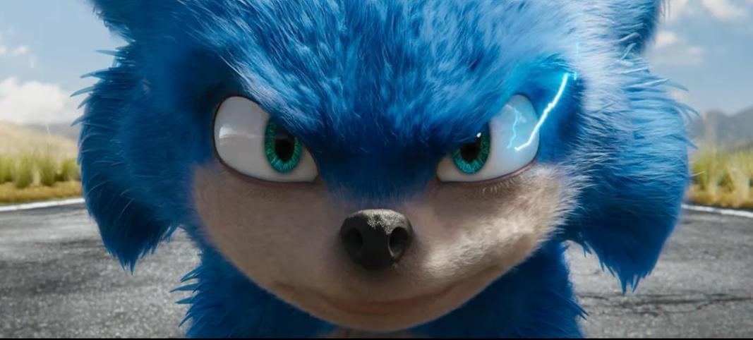 Filme Sonic The Hedgehog ganha primeiro trailer