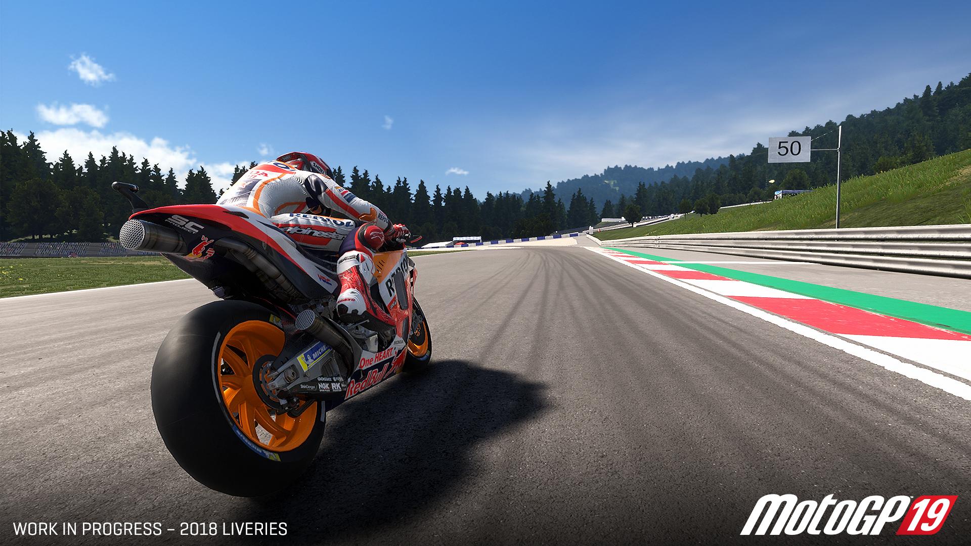 [Switch] MotoGP 19 ganha novo trailer mostrando a gameplay do jogo