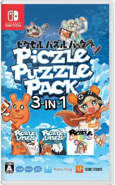 Piczle Puzzle Pack 3-in-1