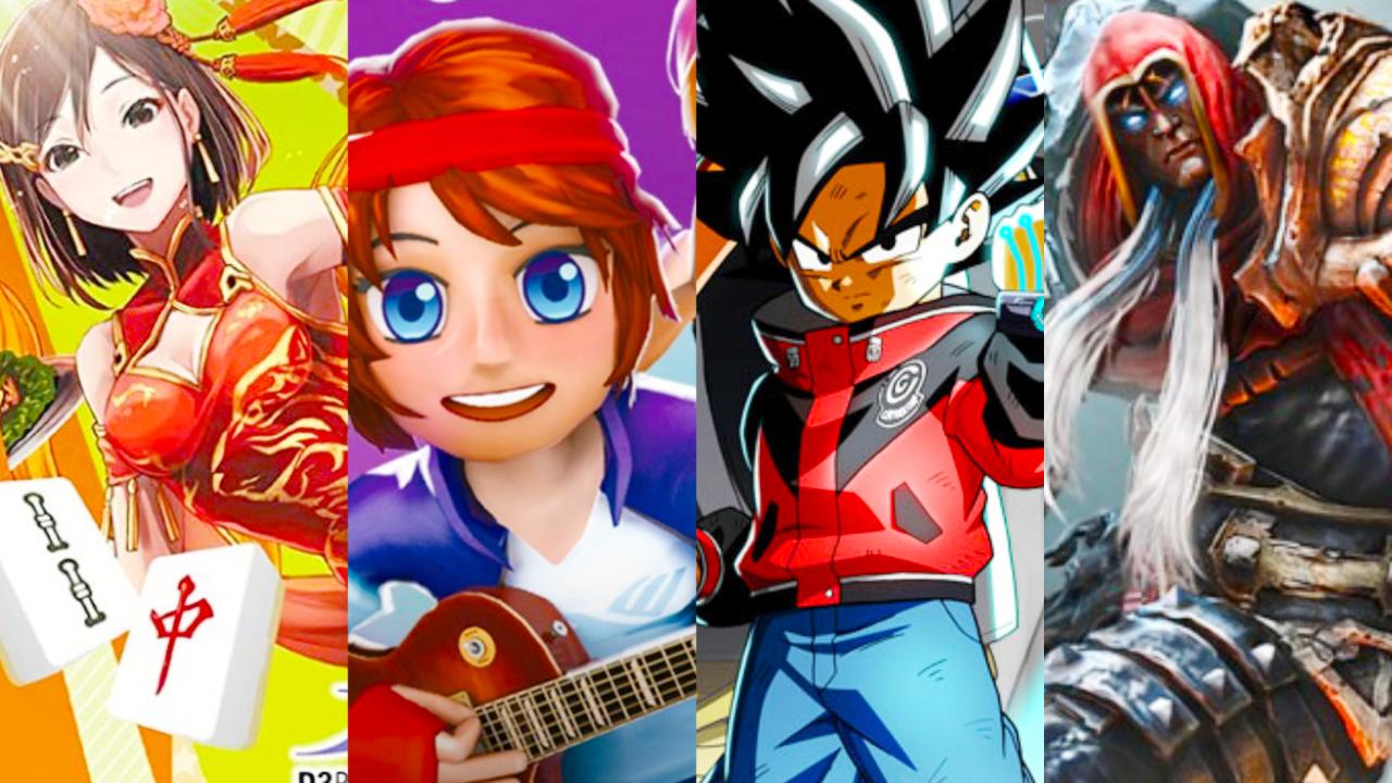[Switch/3DS] Jogos em mídia física da semana – Super Dragon Ball Heroes: World Mission, Darksiders: Warmastered Edition e mais