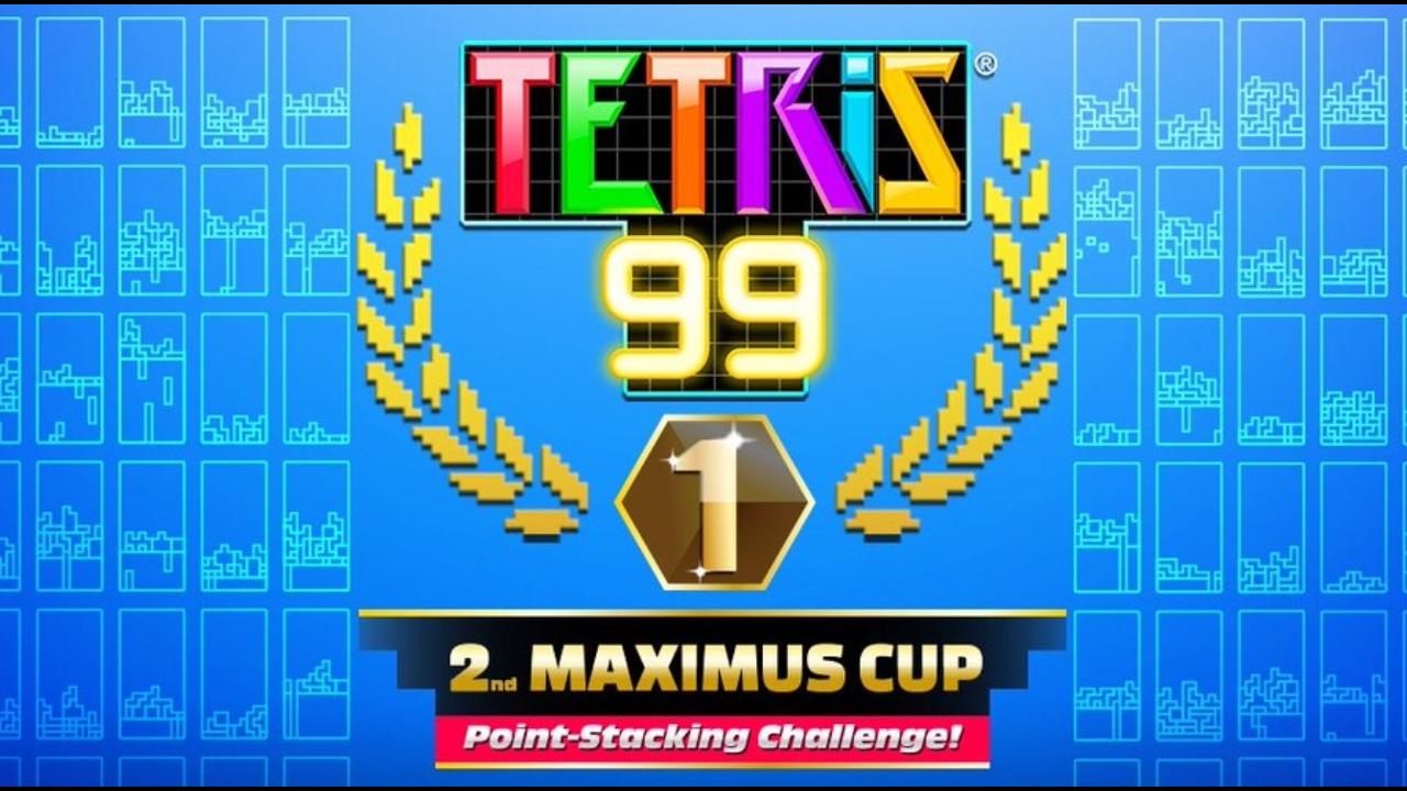 [Switch] Evento Tetris 99 2nd Maximus Cup acontecerá nesta sexta-feira