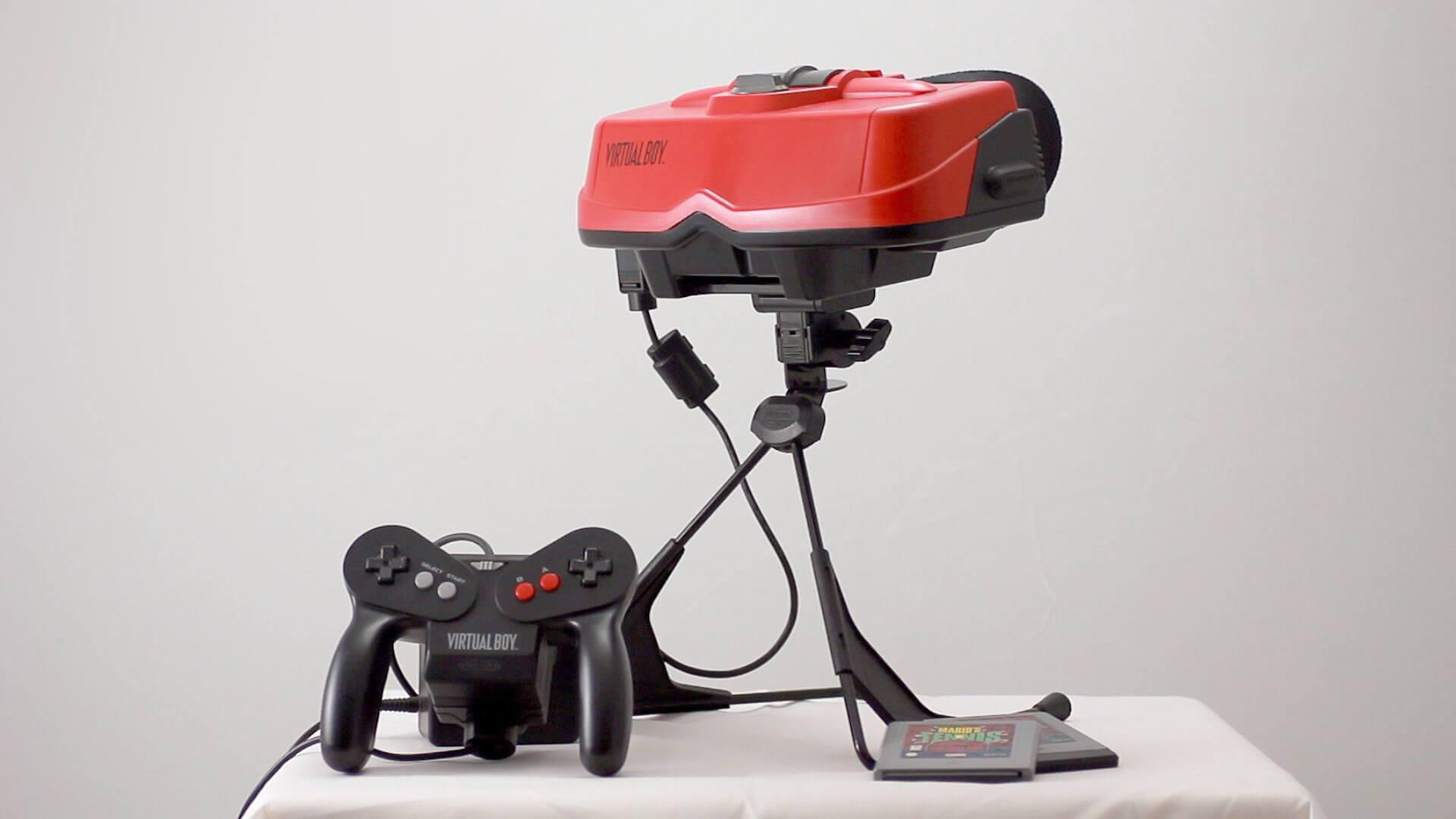 Nintendo Labo VR tem um Easter Egg com o Virtual Boy