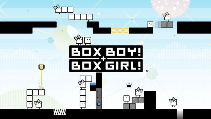 [Switch] BoxBoy! + BoxGirl foi desenvolvido na Unity