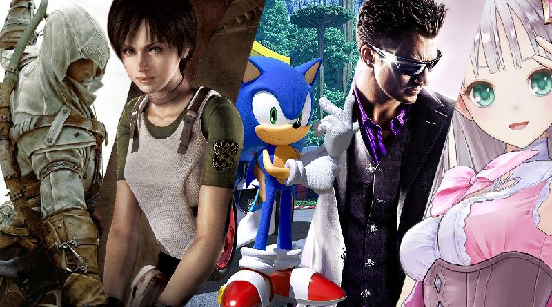 Lançamentos em mídia física para o Nintendo Switch no mês de Maio