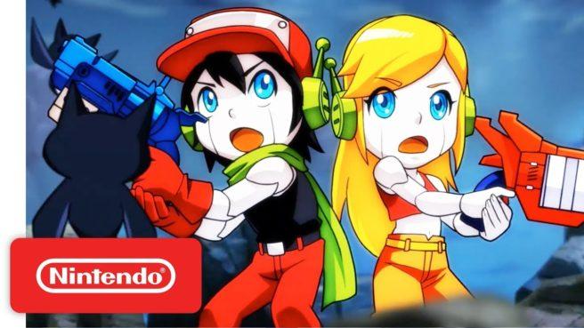 Confira o tamanho do arquivo de diversos futuros jogos de Nintendo Switch