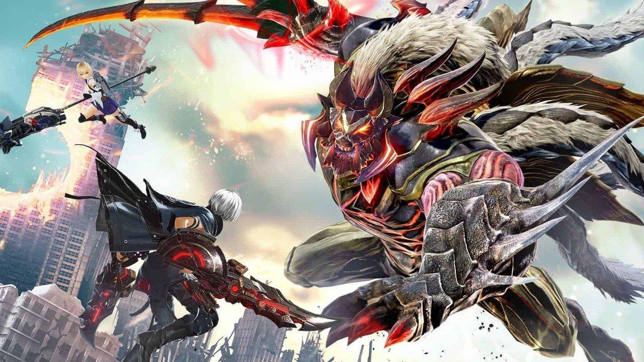 [Switch] God Eater 3 ganhará demo com suporte ao multiplayer local