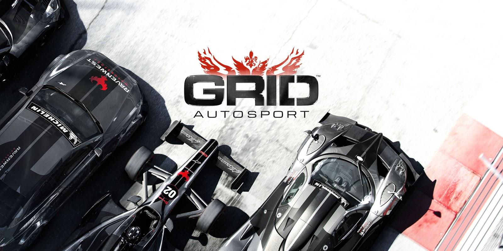 [Switch] GRID Autosport: Detalhes sobre a opção de controles; Novo trailer