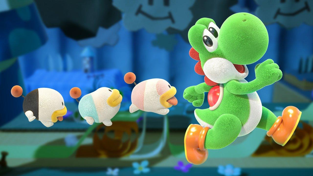 Media Create: Yoshi's Crafted World vendeu 36% de seu envio inicial no Japão