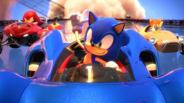 Team Sonic Racing não incluirá recursos específicos do Nintendo Switch, será a mesma experiência que nas outras plataformas