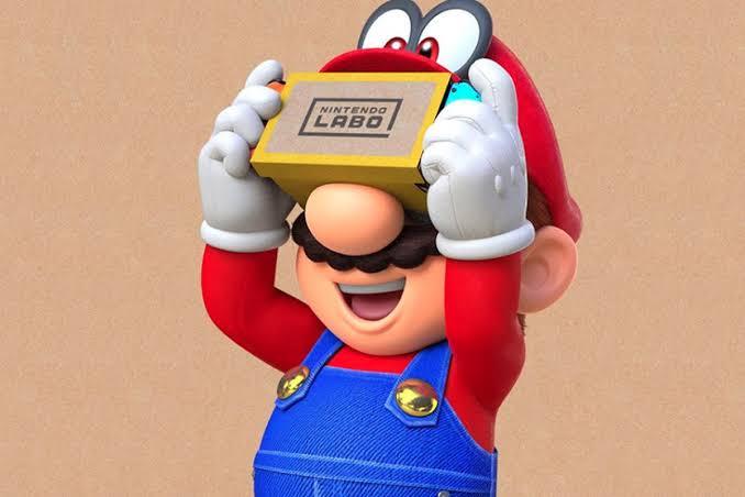 [Switch] Super Mario Odyssey: Novas screenshots e informações do modo VR