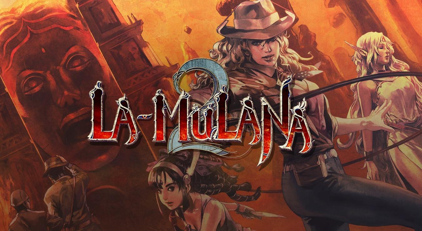 [Switch] La-Mulana 2 chega no mês de junho no Japão, trailer