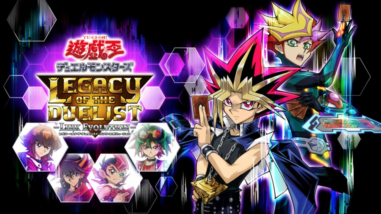 [Switch] Versão japonesa de Yu-Gi-Oh!: Legacy of the Duelist – Link Evolution terá suporte ao idioma inglês; Preço e tamanho do jogo