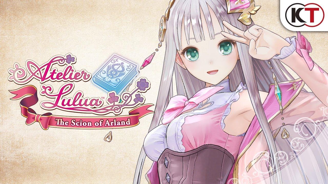 Atelier Lulua: The Scion of Arland – Novo trailer focado no sistema de batalha; DLC gratuita para quem adquirir o jogo no primeiro mês
