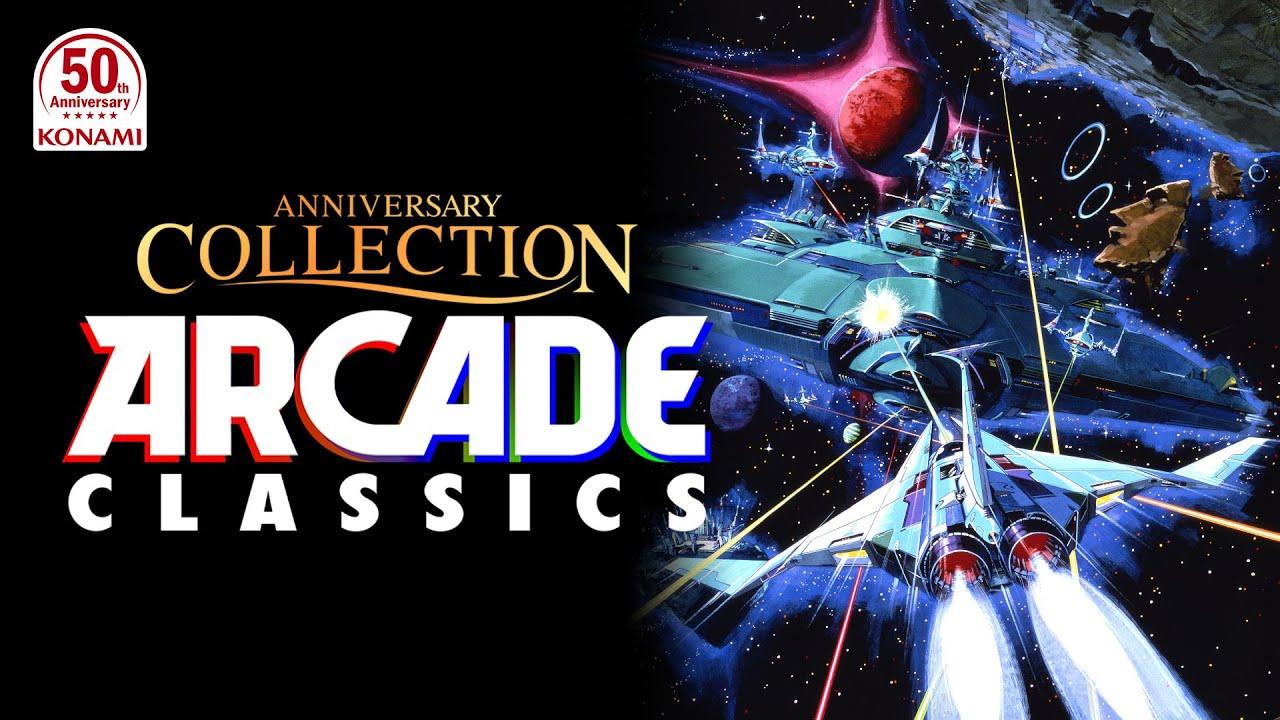 [Switch] Arcade Classics Anniversary Collection ganha primeiro trailer