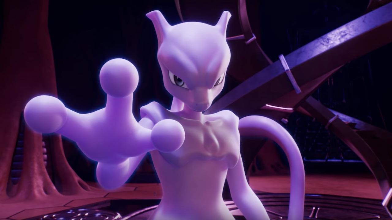 Novo trailer do filme Pokémon The Movie: Mewtwo Strikes Back Evolution