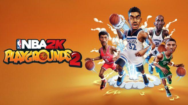 NBA 2K Playgrounds 2 agora suporta crossplay entre o Switch, Xbox One, e PC; Detalhes