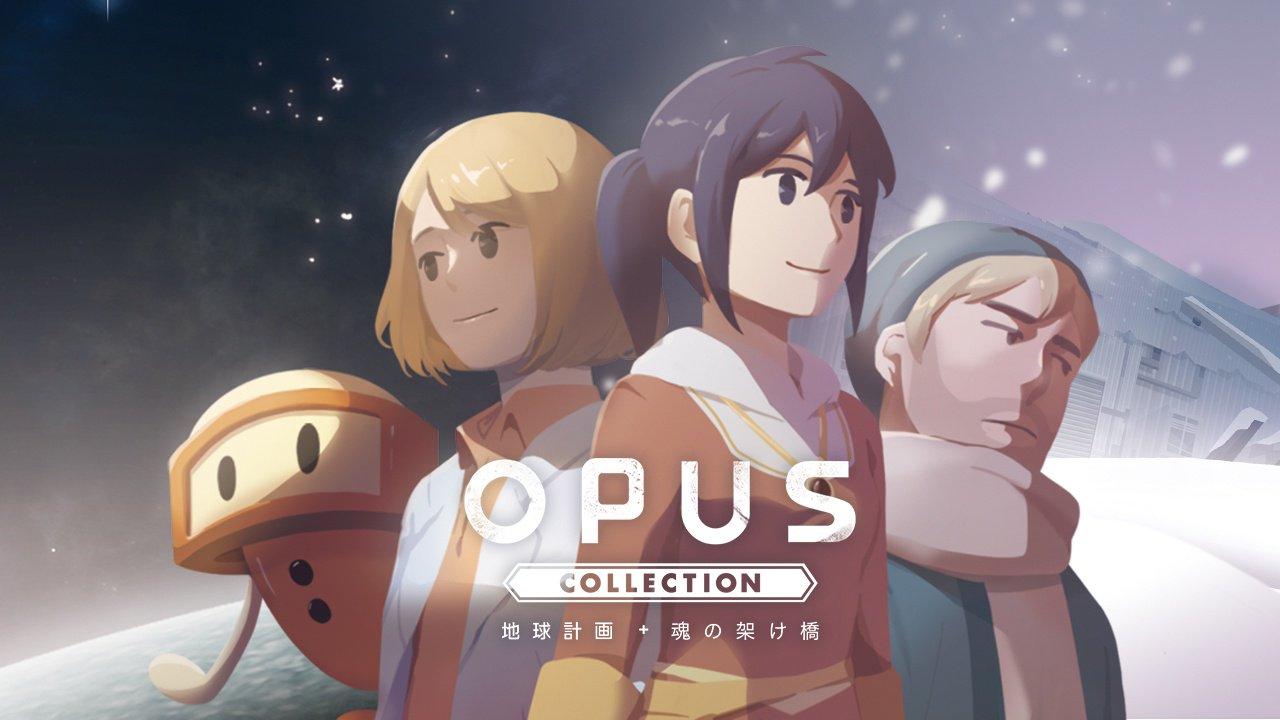 [Switch] OPUS Collection ganha data de lançamento na América do Norte