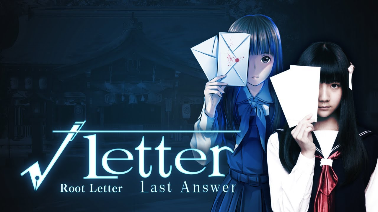 [Switch] PQube lançará a visual novel Root Letter: Last Answer no Ocidente; Trailer