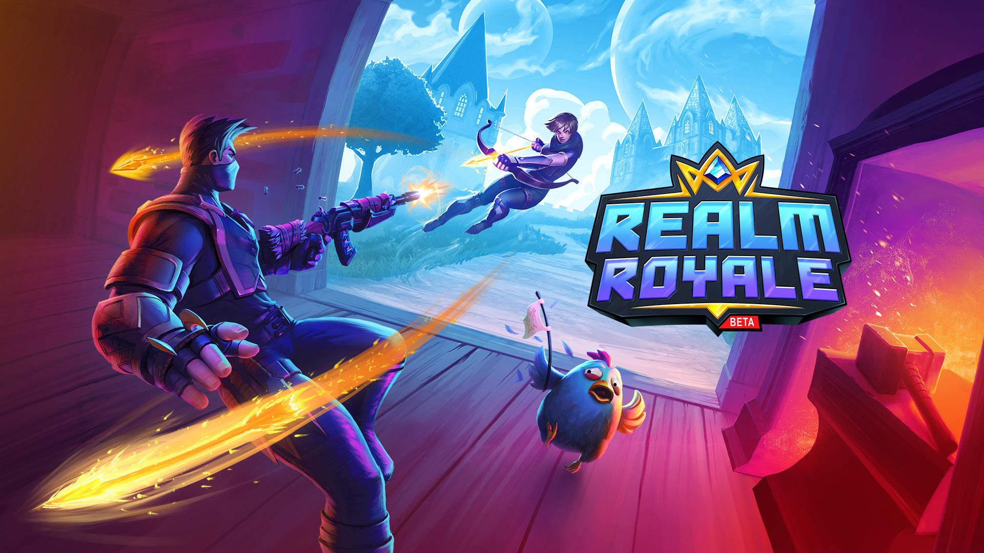 Realm Royale é confirmado para o Nintendo Switch