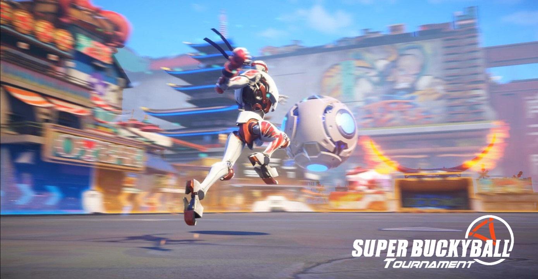 Pathea Games anuncia o jogo de futebol Super Buckyball Tournament para o Nintendo Switch