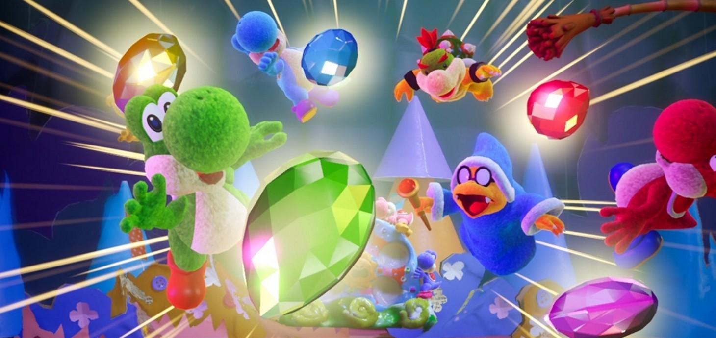 Good Feel explica como Yoshi's Crafted World surgiu e como o Nintendo Switch influenciou o projeto