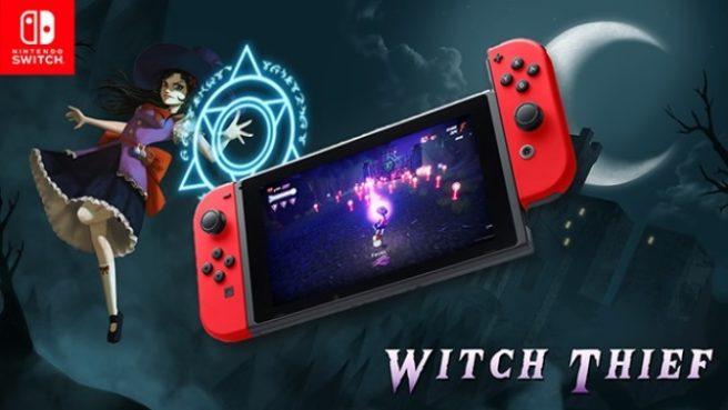 [Switch] Witch Thief ganha data de lançamento; Preço e trailer
