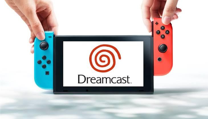 Nintendo Switch agora roda jogos de Dreamcast via emulador