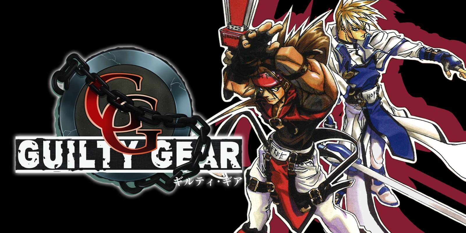 Versão física de Guilty Gear 20 Anniversary Pack adiciona dois ícones de jogo no menu do Switch